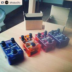 Repost @sksaudio:  Our pedals were temporarily detained by Australian customs because they think guitar pedals can't be that CHEAP! What a joke this is why we founded SKS to make guitar pedals affordable for every guitar player!!