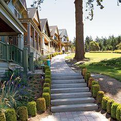 Seaside Cottage Rentals –Roche Harbor Resort, San Juan Island, Washington