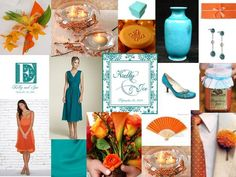 The Perfect Palette: Teal
