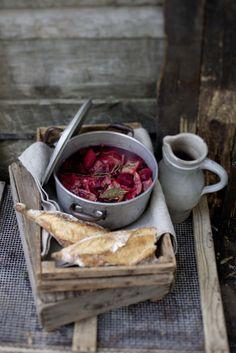 Beet soup | Maria Grossmann