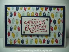 Stampin'Up! Holiday Catalogue Starts Tomorrow!