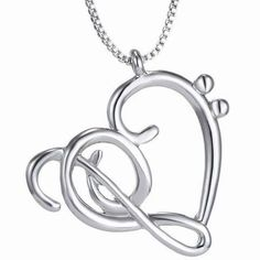 GET $50 NOW | Join RoseGal: Get YOUR $50 NOW!http://m.rosegal.com/necklaces/cute-music-note-heart-shape-hollow-out-necklace-for-women-484348.html?seid=7732735rg484348