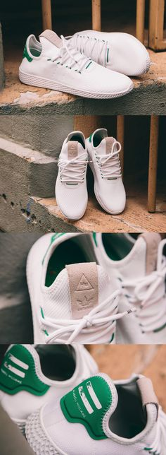 #ADIDAS #PHARRELL #TENNIS #HU #WHITE #GREEN http://www.adidas.fr/chaussure-pharrell-williams-tennis-hu-primeknit/BA7828.html?cm_mmc=AdieAffiliates_PHG-_-sneakersactus-_-home-_-bs-&cm_mmca1=FR&dclid=CI2YzoeQ2dMCFUfhGwod-rYKSg