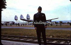 USAF Korean War 35mm Slide Kodachrome Red Eisenhower Air Force One 1952 0005   eBay