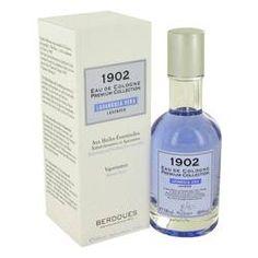 1902 Lavender Cologne by Berdoues, 3.3 oz Eau De Cologne Spray for Men