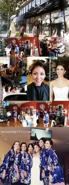 wedding makeup at ji