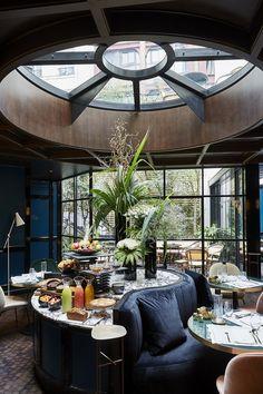 Le Roch Hotel, Paris by Sarah Lavoine