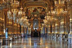 Opera, Garnier, Francja, Paryż