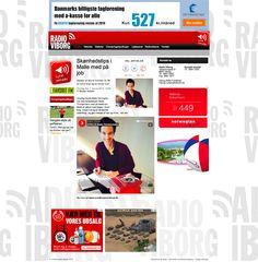 Januar 2015 - Mads i Radio Viborg i anledning af sin nye bog: Sund Krop. Smuk Hud. Og fantastisk udstråling.  Få mere info her: www.sundkropsmukhud.dk
