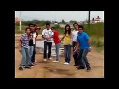 Los Toques, Juego Organizado para grupos de jóvenes, exteriores. - YouTube