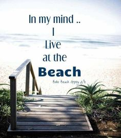 Outdoor Wood Signs, Heart In Nature, Beach Place, Mermaid Beach, House By The Sea, I Love The Beach, Beach Quotes, Sea And Ocean, Retirement Planning