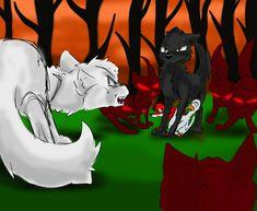 Wolf&Fox story Mathe and Darkness War