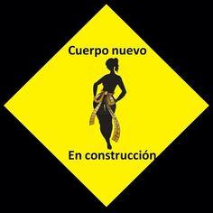 Cuerpo en construcción