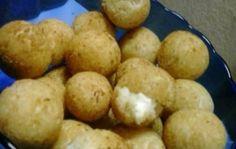 Bolinhas de queijos (simples e rápido)