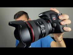 Canon T6i/T6s User Guide Training Tutorial: Basic Controls & Buttons - YouTube