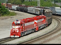RailPictures.Net Photo: TRRA 2011 Terminal Railroad Association of St. Louis EMD GP38-3 at Madison, Illinois by Mike Mautner