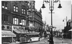 Stafford street 1950s