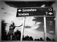 Click to READ    image: Somewhere or nowhere sign
