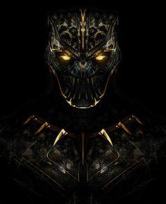 Golden Jaguar on the prowl. Marvel Art, Marvel Dc Comics, Marvel Heroes, Marvel Characters, Black Panther Art, Black Panther Marvel, Black Comics, Superhero Villains, Marvel Wallpaper
