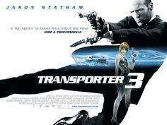 transporter    Transporter 3 Movie Poster