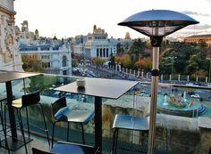 Las mejores terrazas con vistas de Madrid Me Gusta mi