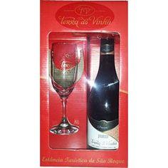Programa de Afiliados: Kit com 1 taça + 1 Vinho Frisante Prosecco - Adega...