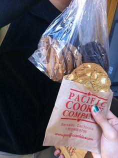 Pacific Cookie Company in Berkeley, CA