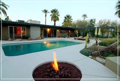 50s Mod Palm Springs - Vacation Rental in Palm Springs, CA