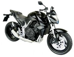 Skynet Aoshima HONDA CB1000R Black 1/12 Scale Motorcycle Diecast from Japan #Skynet #HONDA