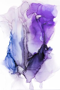 Alcohol Ink Modern A