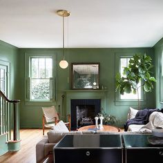 Go Green - Your Paint Questions, Answered - Photos