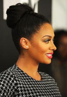 Marvelous 5 Cute Short Pony Hairstyles For African American Women Short Hairstyles Gunalazisus
