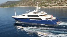 Superyacht Mary Jean II