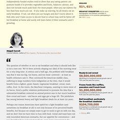 Fonts Used: Franklin Gothic, Proxima Nova, Merriweather, Adobe Text #Typewolf Typography Inspiration