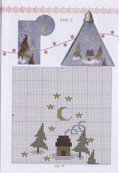 Gallery.ru / Фото #18 - Un Natale da Ricamare 2008 - Chispitas