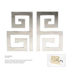 John Lyle Design - GATES ANDIRONS