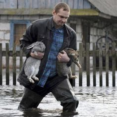 Thank you for saving the bunnies/ people who care for pets