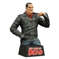 BLOG DOS BRINQUEDOS: The Walking Dead Negan Bust Bank