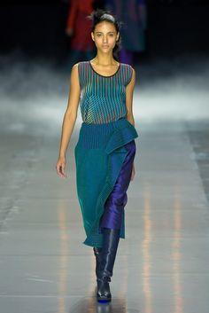 dress, iridescent, high fashion, jewel, blue