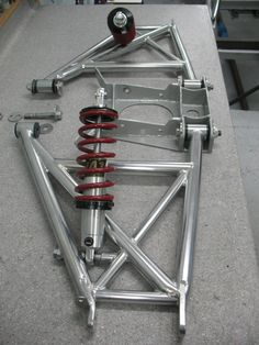 Go Kart Chassis, Kart Cross, Go Kart Frame, Homemade Go Kart, Go Kart Buggy, Go Kart Plans, Electric Bike Kits, Tricycle Bike, Racing Car Design