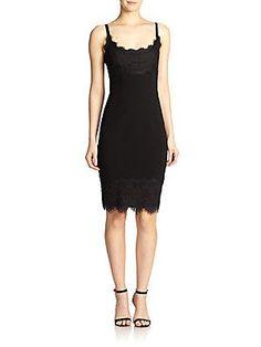 Diane von Furstenberg Olivette Lace Dress/sks