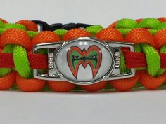 Ultimate Warrior Bracelet by CapeCordParacord