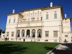 One of Rome's richest and most interesting villas, the Borghese Gallery houses a vast and diverse collection of sculptures and paintings produced by masters such as Bernini, Canova, Caravaggio and Titian.