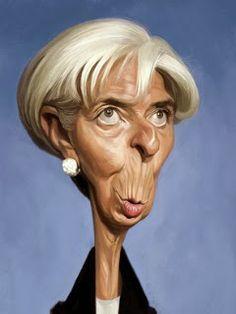 UNIVERSO NOKIA: Christine Lagarde-wallpaper