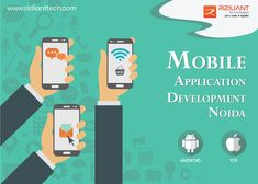 Riziliant Technologies is an ISO certified top mobile application, website development and Digital Marketing agency in Noida, India. Mobile Application Development, App Development Companies, Design Development, Mobile Applications, Good Company, Digital Marketing, Web Design, Android, Quote