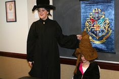 Starring: New Head Boy, Jacob Carver   In honor of Jacob's 8th Birthday, we planned a Harry Potter party. Almost a year ago, he mentioned t...
