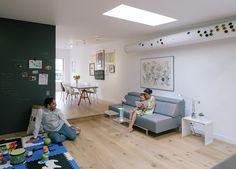 modern scandinavian style official interior design