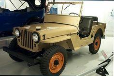 1945 46 CJ2A Willys Jeep