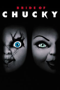 Chucky hooks up with another murderous doll, the bridal gown-clad Tiffany,  for a Route 66 murder spree with their unwitting hosts. 5028419aa3