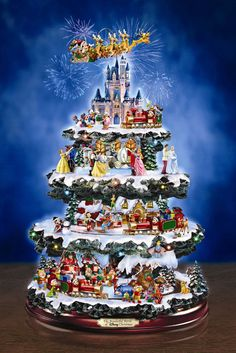O' Christmas Tree...Disney style Tish this is for u! This is what mine looks like!